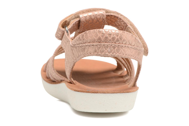 Sandales et nu-pieds Shoo Pom Goa Spart Marron vue droite