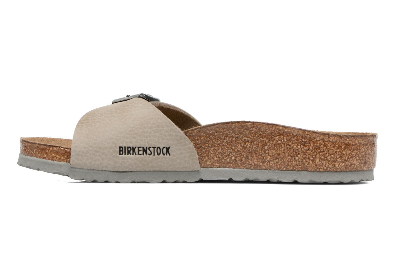 Sandaler Birkenstock Madrid Birko Flor Beige se forfra