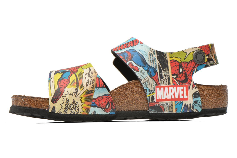 New York Birko Flor Spiderman Comic Pattern