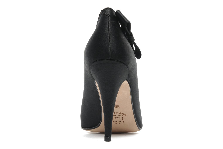 Zapatos de tacón Georgia Rose Armonia Negro vista lateral derecha