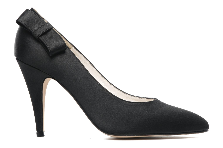 Zapatos de tacón Georgia Rose Armonia Negro vistra trasera