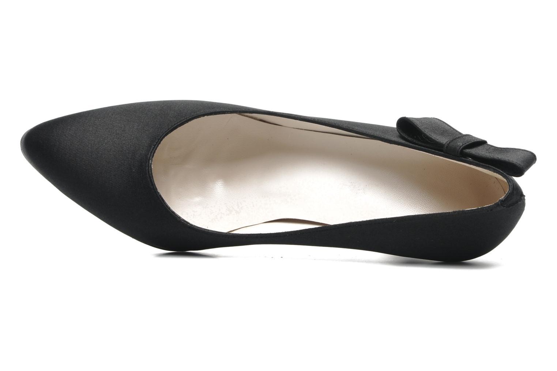 Zapatos de tacón Georgia Rose Armonia Negro vista lateral izquierda