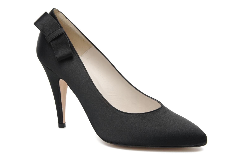 Zapatos de tacón Georgia Rose Armonia Negro vista de detalle / par