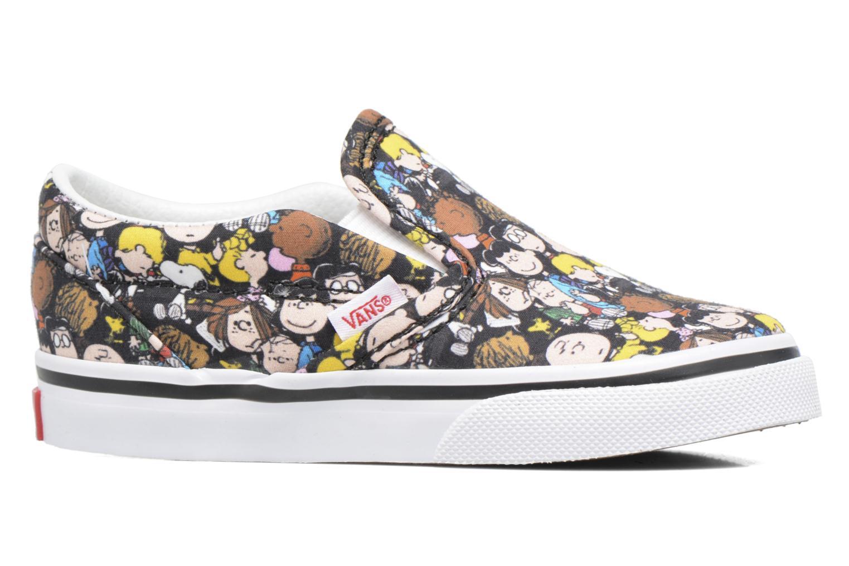 Sneaker Vans Classic Slip-On E mehrfarbig ansicht von hinten