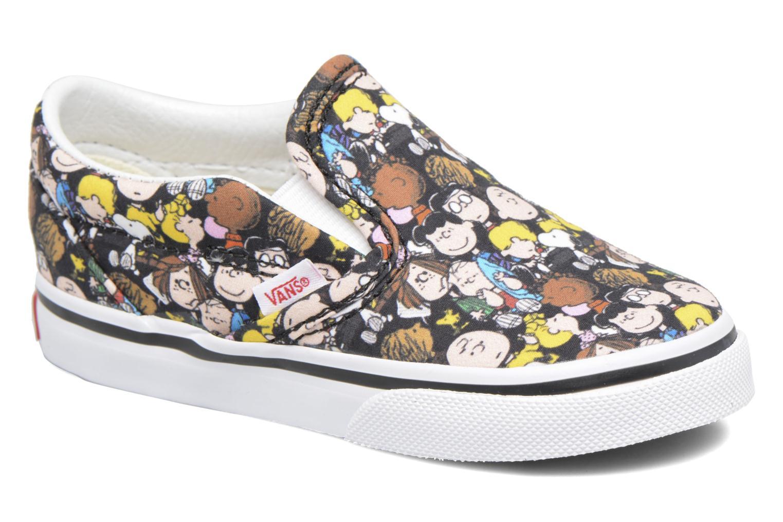 Sneaker Vans Classic Slip-On E mehrfarbig detaillierte ansicht/modell