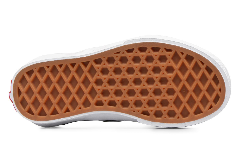 Sneakers Vans Classic Slip-On E Blå bild från ovan