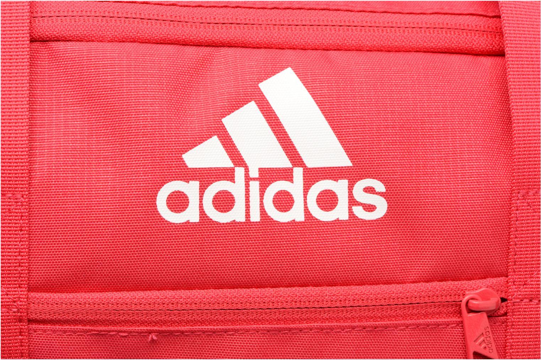 Sacs de sport Adidas Performance 3S Per TB S Rose vue gauche