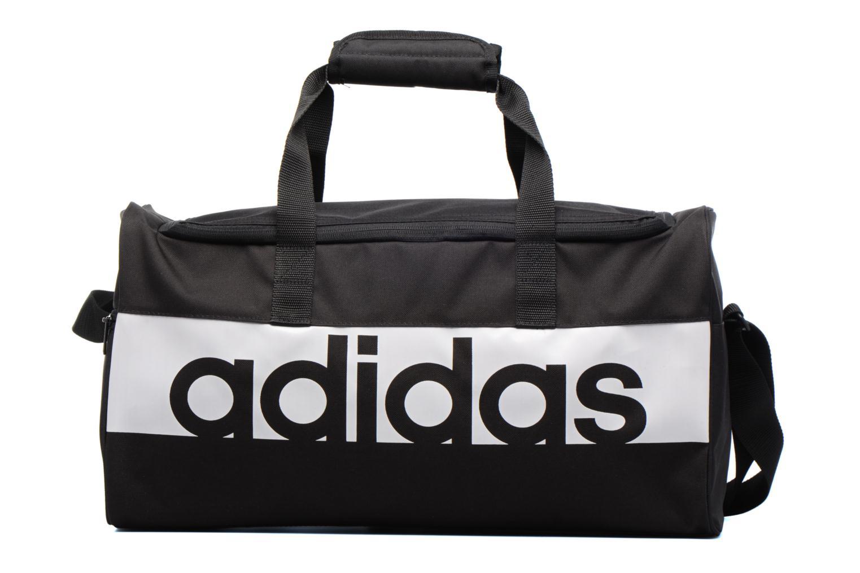 Sporttassen Adidas Performance Lin Per TB S Zwart detail