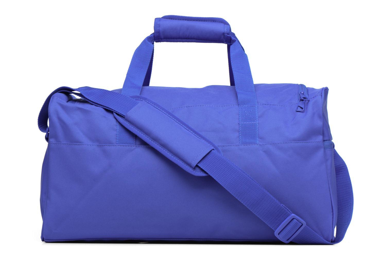 Sporttaschen Adidas Performance Lin Per TB S blau ansicht von vorne