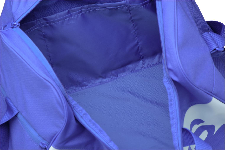 Sporttaschen Adidas Performance Lin Per TB S blau ansicht von hinten