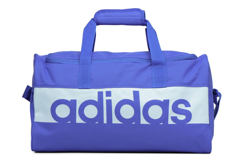 Sporttaschen Adidas Performance Lin Per TB S blau detaillierte ansicht/modell