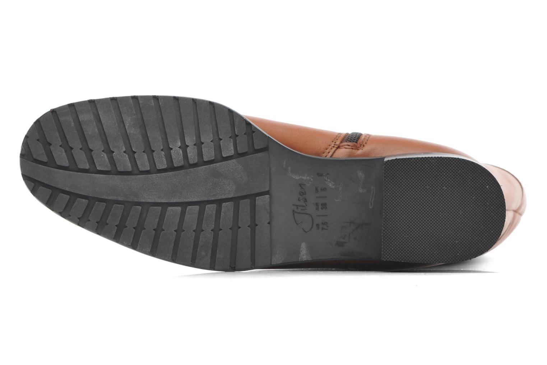 Stiefel Jilsen Anna - 48 braun ansicht von oben
