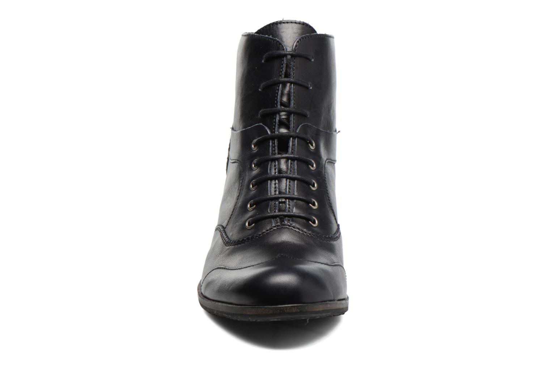 Bottines et boots Dkode Valyn Bleu vue portées chaussures