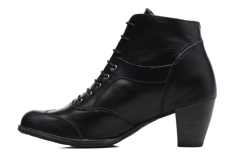 Bottines et boots Dkode Valyn Bleu vue face