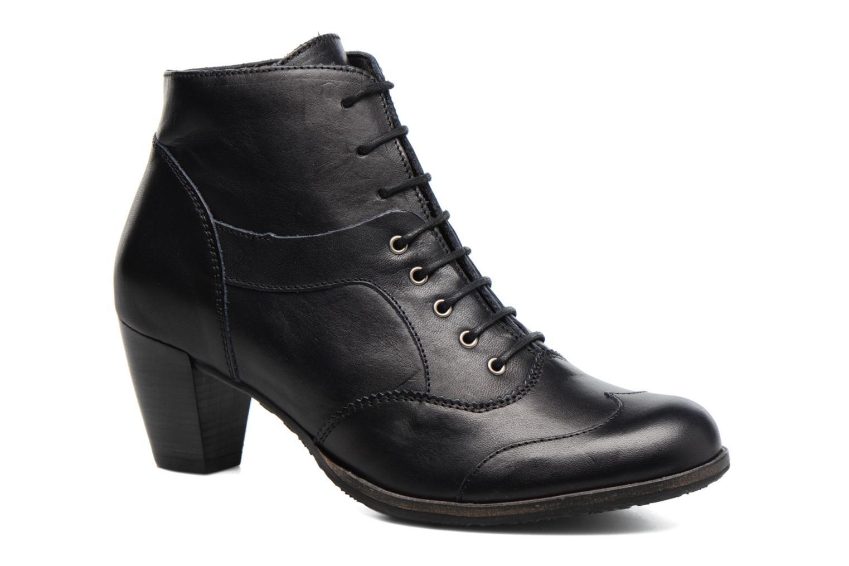 Bottines et boots Dkode Valyn Bleu vue détail/paire