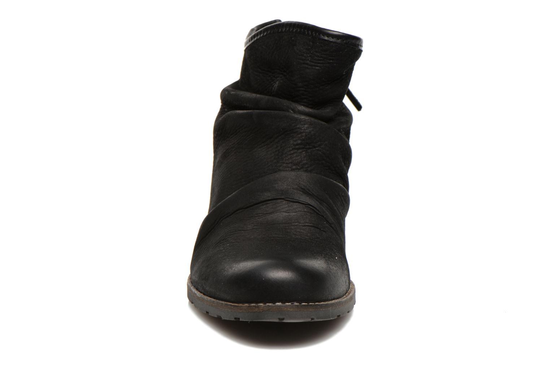 Bottines et boots Dkode Carter Noir vue portées chaussures