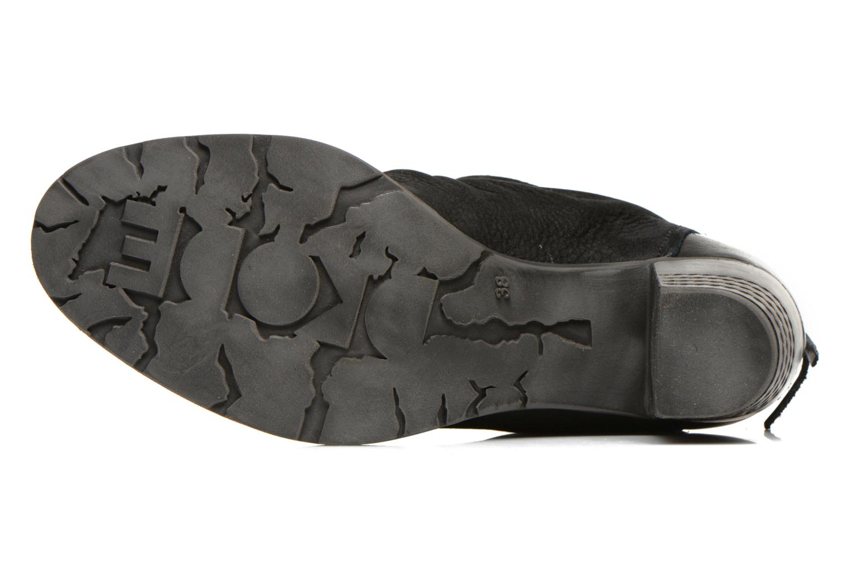 Bottines et boots Dkode Carter Noir vue haut