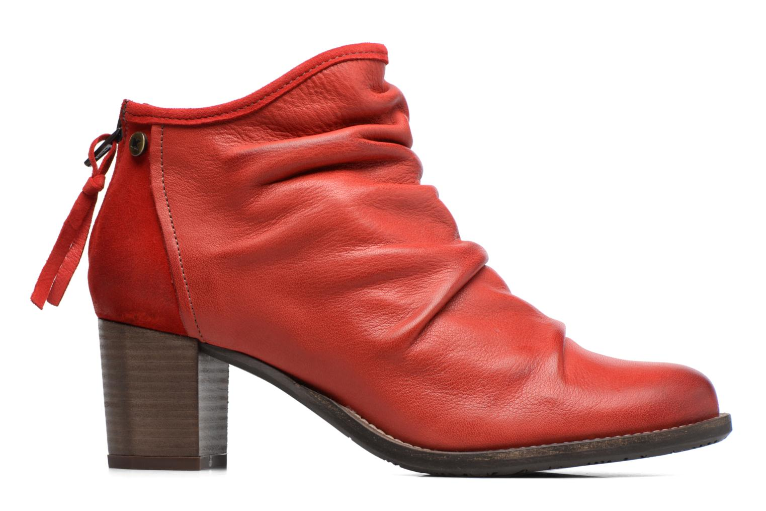 Ankle boots Dkode Carter Red back view