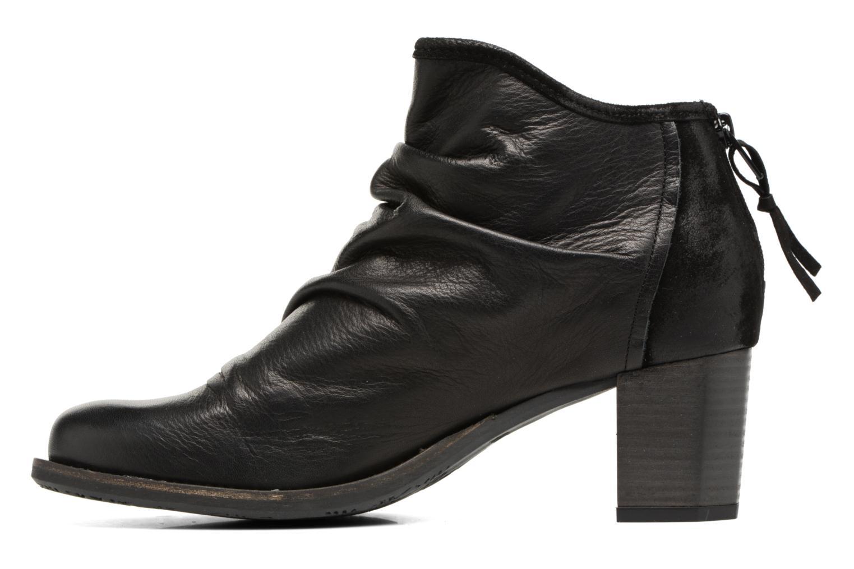 Bottines et boots Dkode Carter Noir vue face