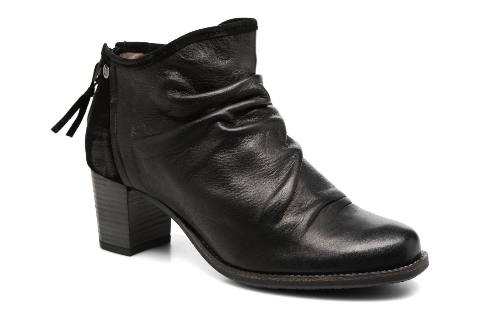 Ankle boots Dkode Carter Black detailed view/ Pair view