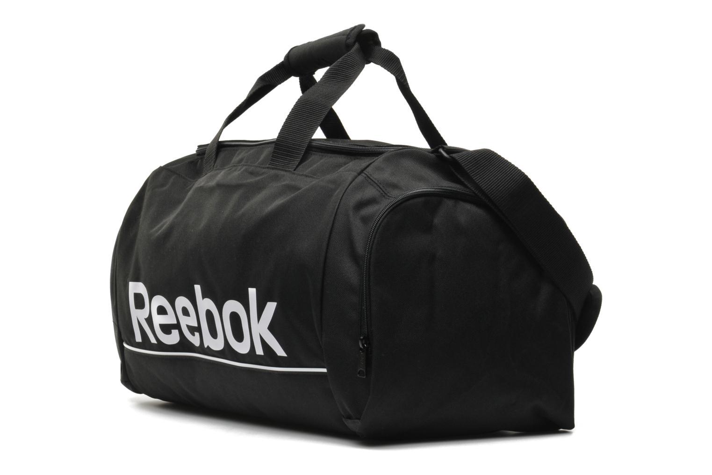 Sports bags Reebok Spor Roy S Grip Black model view