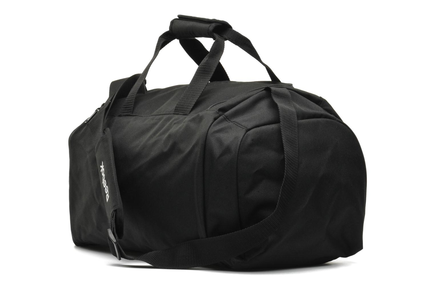 Sports bags Reebok Spor Roy S Grip Black view from the right