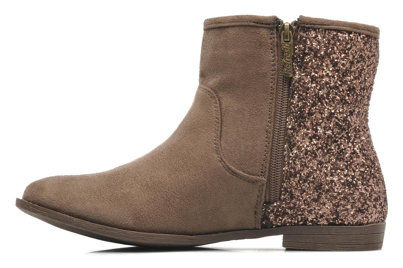 Stiefeletten & Boots Refresh Mademama braun ansicht von vorne