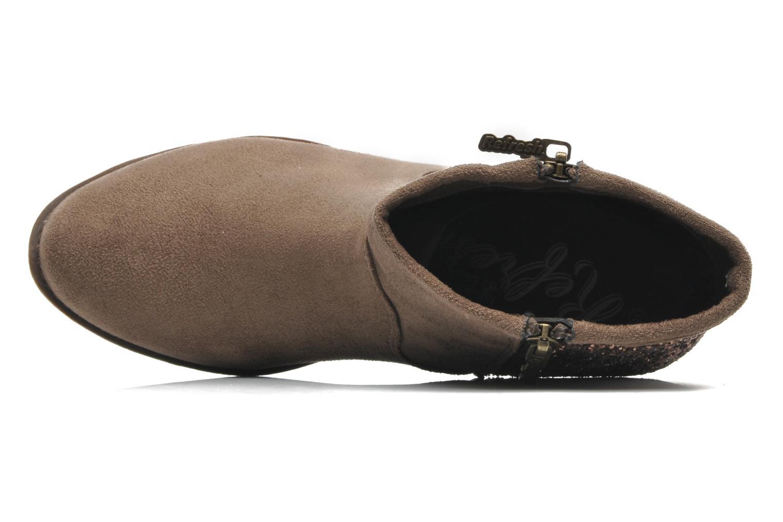 Stiefeletten & Boots Refresh Mademama braun ansicht von links