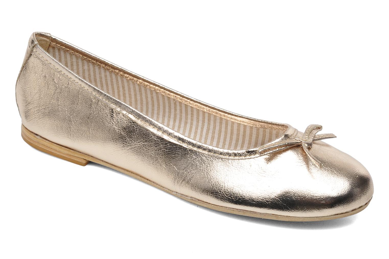Ballerinas Eden Lylou gold/bronze detaillierte ansicht/modell