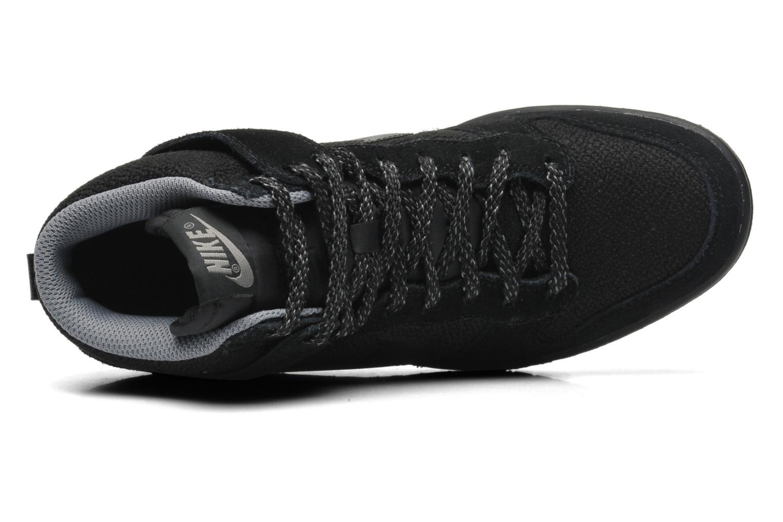 Baskets Nike Wmns Dunk Sky Hi Essential Noir vue derrière