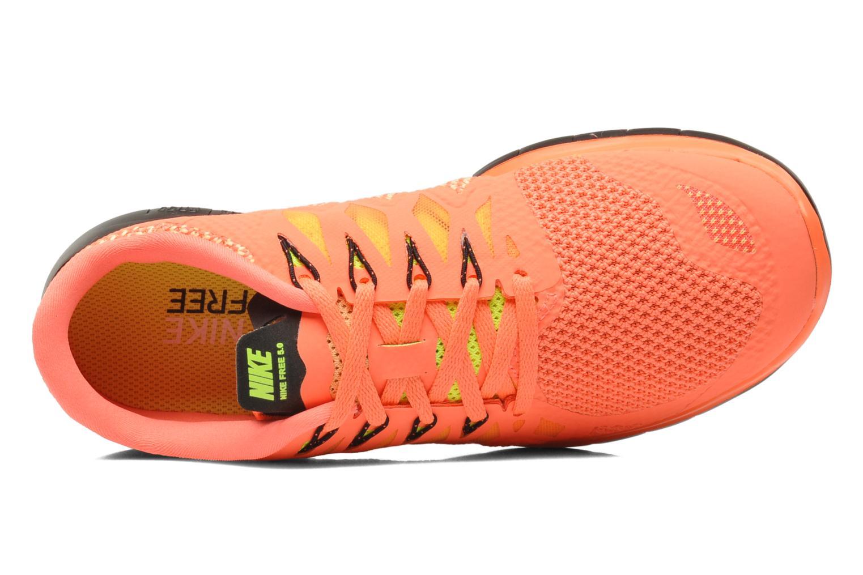 Wmns Nike Free 5.0 '14 Bright Mango/Black-Vlt-Pch Crm