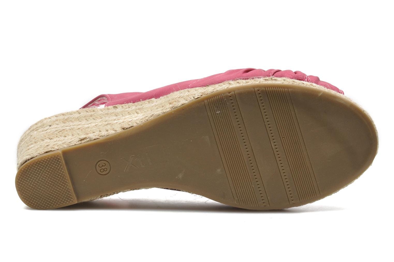 Sandales et nu-pieds Xti Sofia Rose vue haut