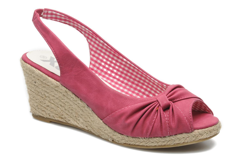 Sandales et nu-pieds Xti Sofia Rose vue détail/paire