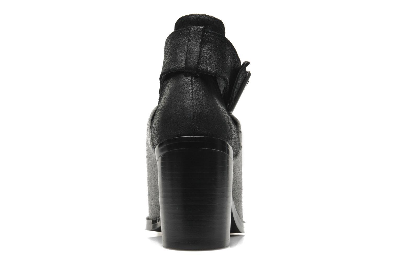 Boots en enkellaarsjes Shellys London Icess Grijs rechts