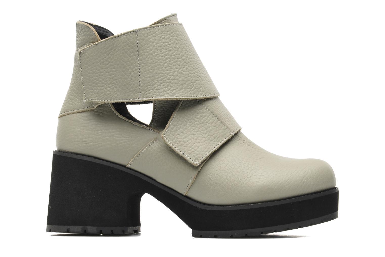 Bottines et boots Shellys London Mieri Beige vue derrière