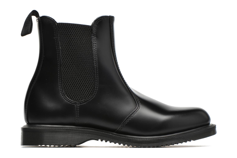 Stiefeletten & Boots Dr. Martens Flora schwarz ansicht von hinten