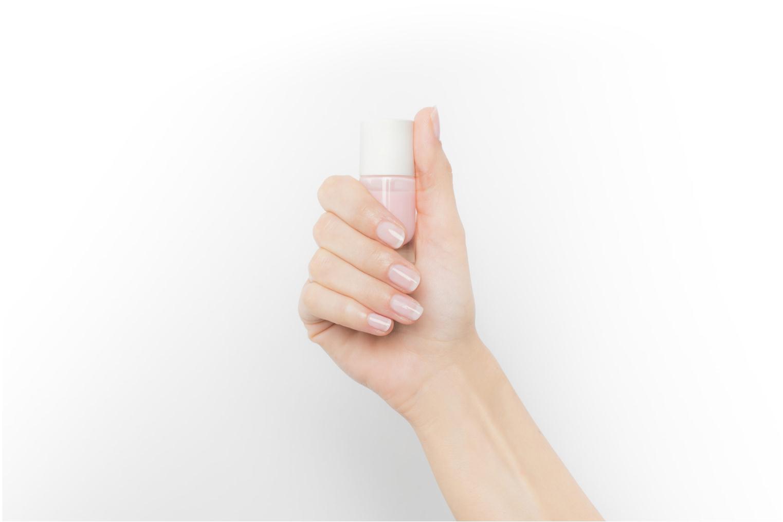 Soins et beauté des pieds Nailmatic Vernis à ongles Rose vue bas / vue portée sac