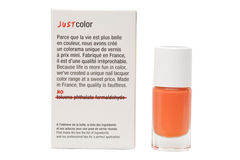 Beauty-Artikel Nailmatic Nagellack orange ansicht von vorne