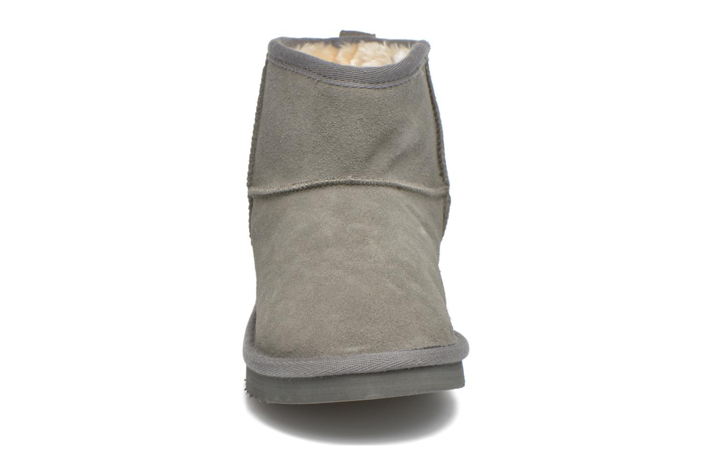 Bottines et boots DUDE Sella Gris vue portées chaussures