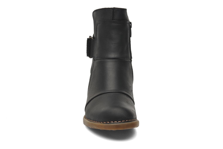 Bottines et boots El Naturalista Duna N566 Noir vue portées chaussures