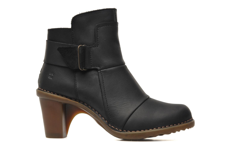 Bottines et boots El Naturalista Duna N566 Noir vue derrière