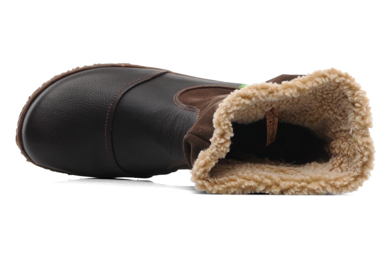 Nido Ella N758 Brown soft grain luxe suede