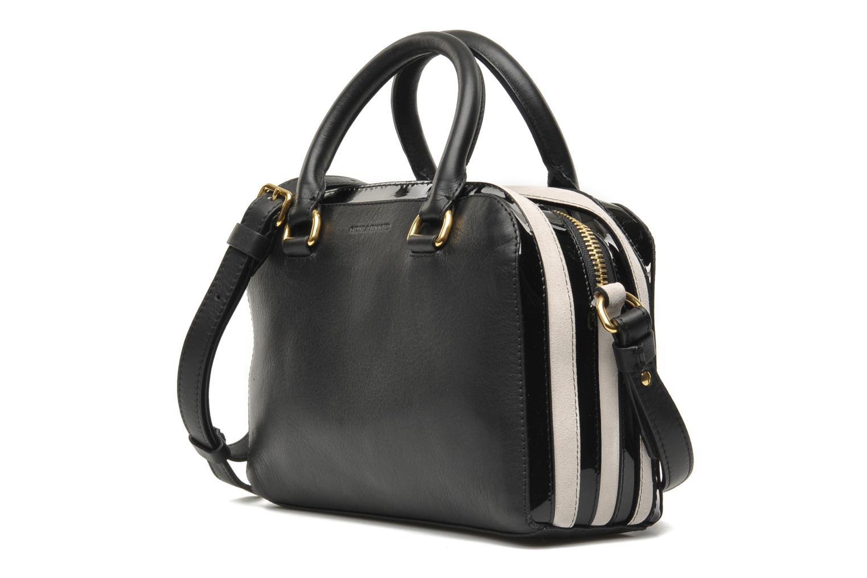 Handtaschen Sonia Rykiel LUCIEN Boston schwarz schuhe getragen