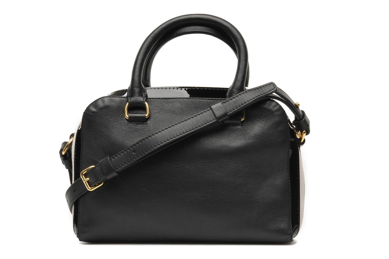 Handtaschen Sonia Rykiel LUCIEN Boston schwarz ansicht von vorne