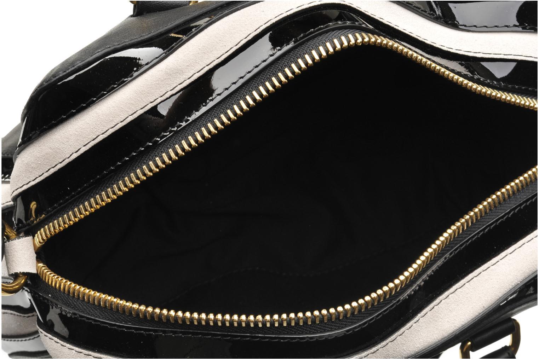 Handtaschen Sonia Rykiel LUCIEN Boston schwarz ansicht von hinten