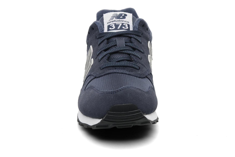 Sneaker New Balance M373 blau schuhe getragen
