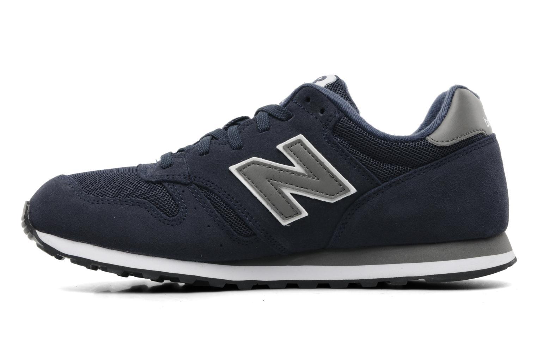 Sneaker New Balance M373 blau ansicht von vorne