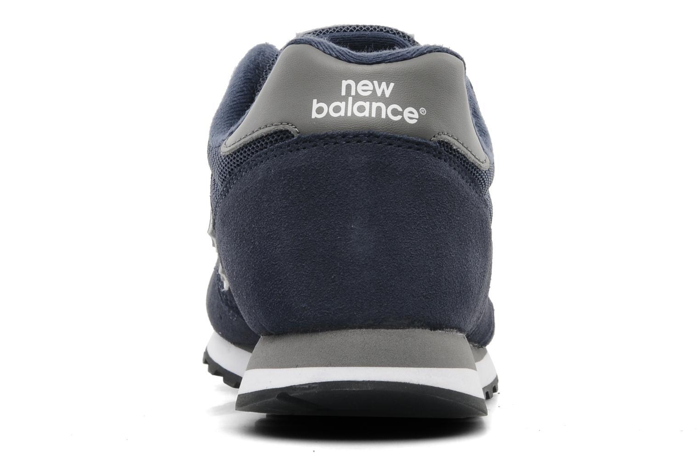 Sneaker New Balance M373 blau ansicht von rechts