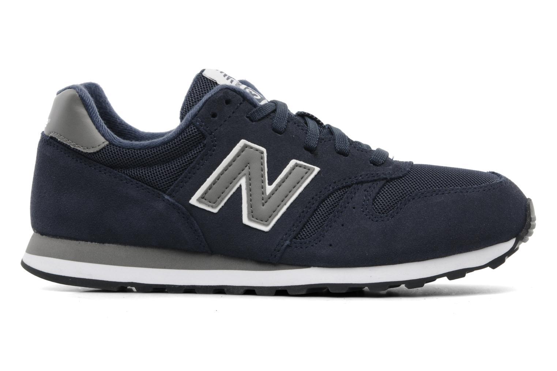 Sneaker New Balance M373 blau ansicht von hinten