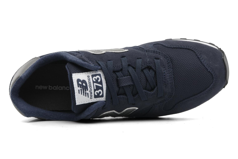 Sneaker New Balance M373 blau ansicht von links